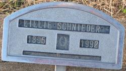 Lillie Mae Schneider