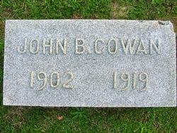John B Cowan