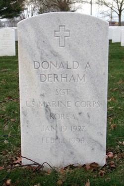 Donald A. Derham