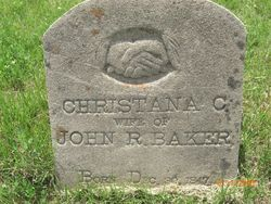 Christana C <I>Petty</I> Baker
