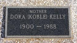 """Dora """"Dory"""" <I>Koble</I> Kelly"""