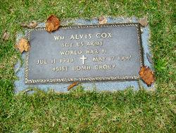 SGT William Alvis Cox