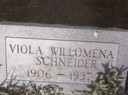 Viola W. Schneider
