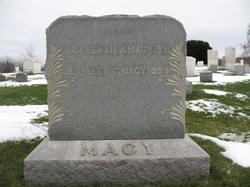 Ellen Curtis <I>Van Sickle</I> Macy