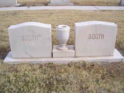 Grace Emmeline <I>Abbott</I> Booth