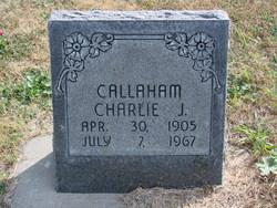 "Charles James Robert ""Charlie"" Callaham"