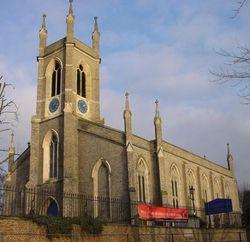 St Mary's Church Hampton