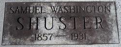 Samuel Washington Shuster