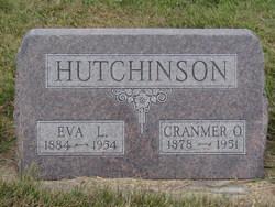 Eva L <I>Bockus</I> Hutchinson