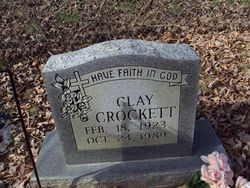 Clay Crockett