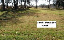 Daniel Dewayne Ables