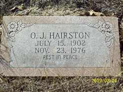 Orbie John Hairston