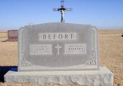 Barbara <I>Steinbock</I> Befort