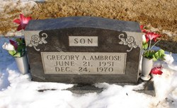 Gregory A. Ambrose