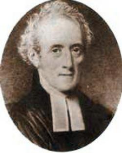 Rev Henry Thomas Austen