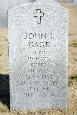 John Lee Gage
