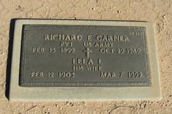 Richard Edmund Garner