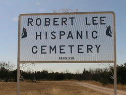 Robert Lee Hispanic Cemetery