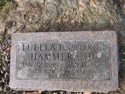Luella E. <I>Oberman</I> Hammerand