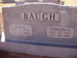 Edmonia Gary <I>Smith</I> Baugh