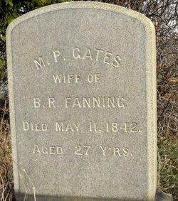 M P <I>Gates</I> Fanning