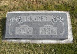 Vilate <I>Dalton</I> Draper