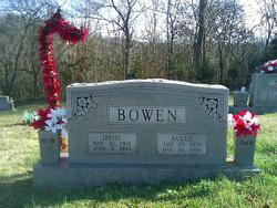 Violet Irene <I>Sharp</I> Bowen
