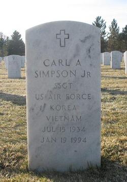 Carl A Simpson, Jr