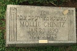 Mollie <I>Wiener</I> Chinitz