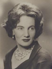 Lady Paddy Ridsdale