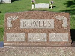 Alice Bowles