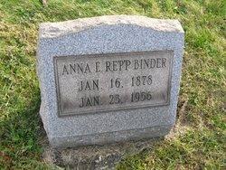 Anna Elizabeth <I>Repp</I> Binder