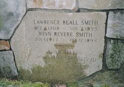 Hariett Winn <I>Revere</I> Smith