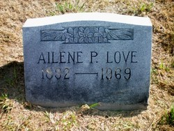Ailene <I>Perry</I> Love