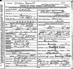 Clinton Barnett