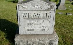 Viola E <I>Cook</I> Weaver