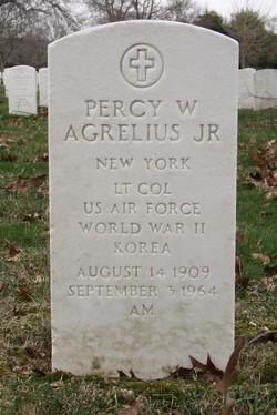Percy W Agrelius, Jr