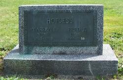 Martha Elizabeth <I>White</I> Hofsess