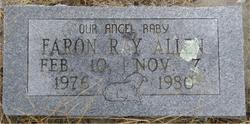 Faron Ray Allen