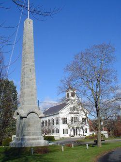 Davis Monument