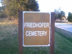 Friedhofer-Gary Family Cemetery