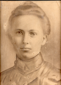 Fanny May <I>Roller</I> Ferguson  (Freudenthal)