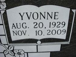 Yvonne <I>Blair</I> Warren