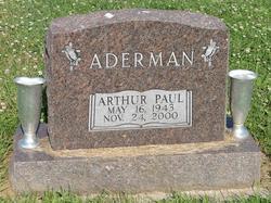 Arthur Paul Aderman