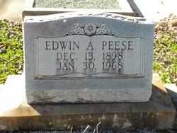 Edwin A. Peese