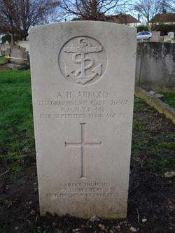 Albert H. Arnold