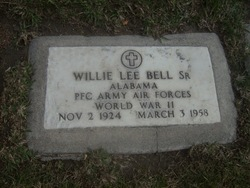 Willie Lee Bell, Sr