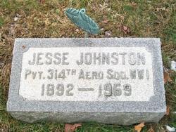 Jesse Johnston