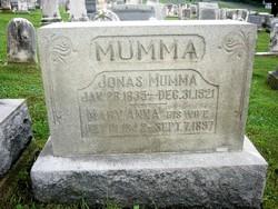 Mary Anna <I>Brubaker</I> Mumma