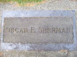 Oscar Eugene Sherman